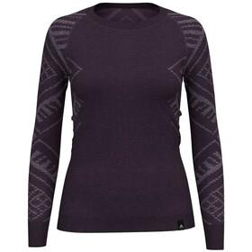 Odlo Suw Natural + Kinship Undertøj Damer violet